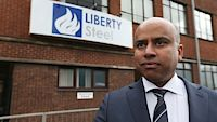 Šéf Liberty House Sanjeev Gupta
