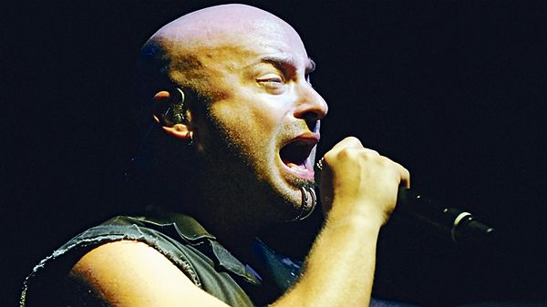 David Draiman, frontman Disturbed