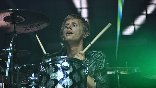 Muse na festivalu Rock for People