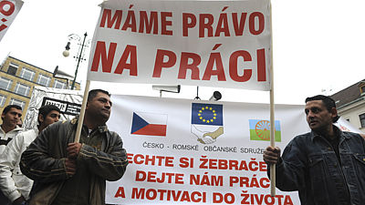 Demonstrace proti reformám