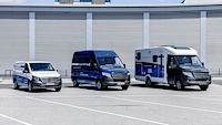 Mercedes-Benz eVito, eSprinter a eSprinter F-CELL.