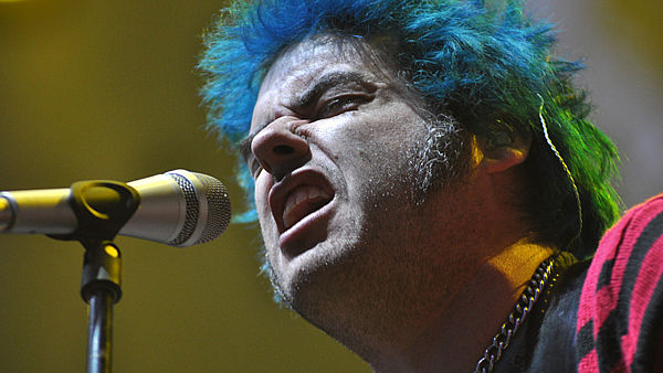 NOFX (US) na festivalu Rock for People