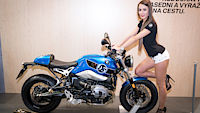BMW R nine T pure Limited Edition 95 years