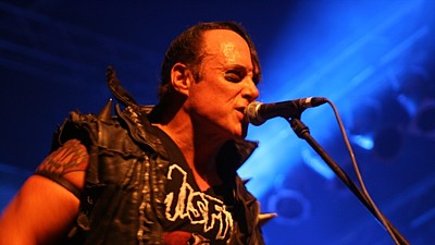 Frontman Misfits Jerry Only