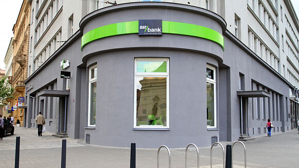 Pobočka Air Bank