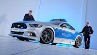 Wolf Racing Ford Mustang