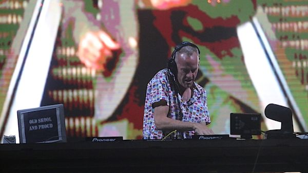 Fatboy Slim na Beats of Love