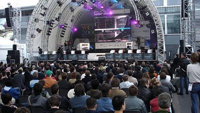 World Cyber Games 2006 - stage
