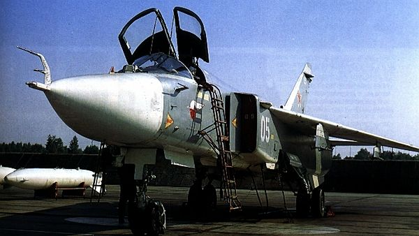 Suchoj Su-24 (Fencer C)
