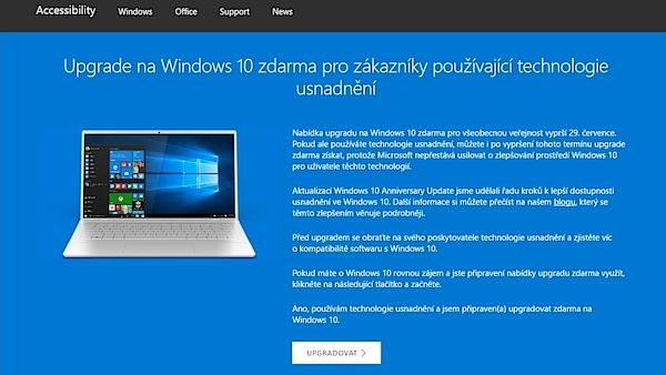 update windows 10 pro to anniversary