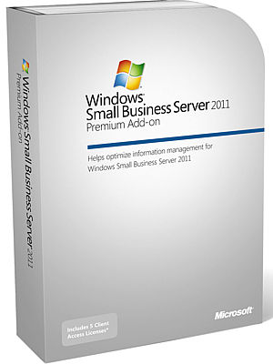 Microsoft Small Business Server 2011 Essentials