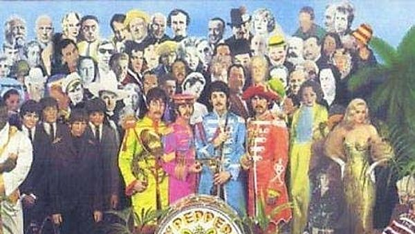 Beatles: Sgt. Peppers Lonely Hearts Club Band