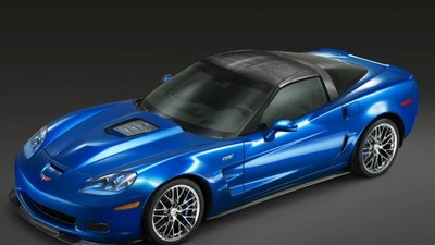 Chevrolet Corvette ZR1 LS9