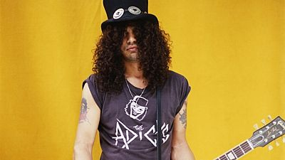Kytarista Slash (Guns n Roses)