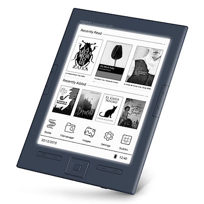 Energy Sistem eReader Screenlight HD