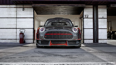 Mini John Cooper Works GP Concept (2017)