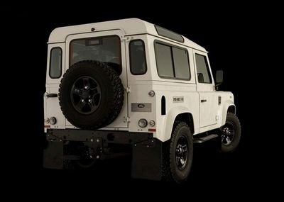 Land Rover Defender Design Edition