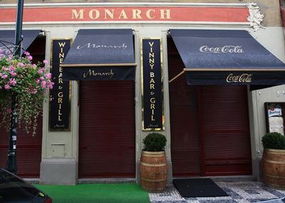Restaurace Monarch