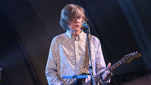 Thurston Moore na Rock for People.