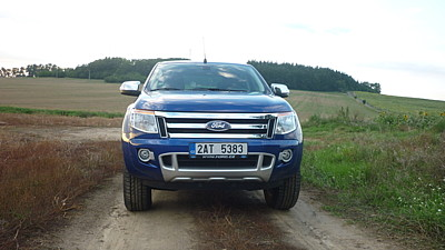 Ford Ranger 2,2 TDCi Double Cab