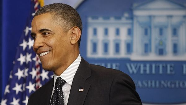 Prezident USA Barack Obama