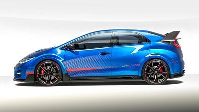 Honda Civic Type R (2. koncept)