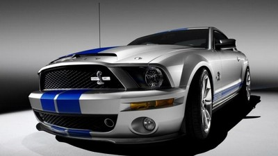 King of the Road Ford Mustang GT500KR