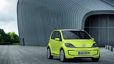 Studie VW E-Up!