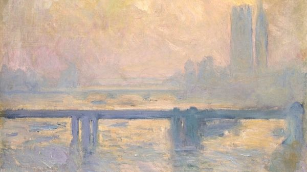 Charing Cross Bridge (Claude Monet)