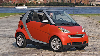 Smart ForTwo (2008)