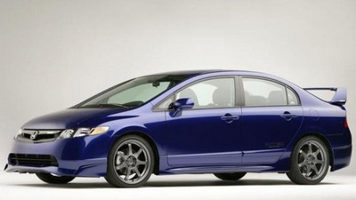 Mugen Honda Civic Si sedan