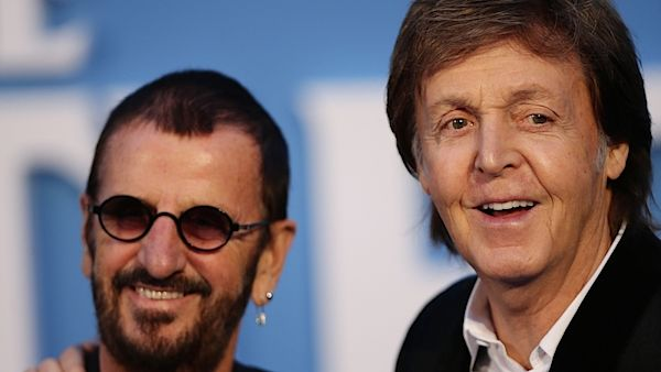 Ringo Starr a Paul Mc Cartney pracují na novém albu.
