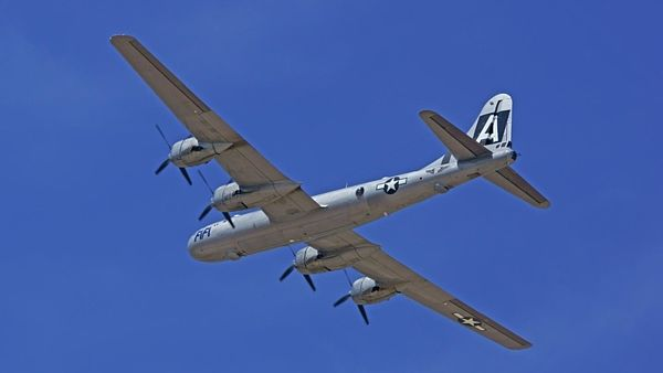 Bombardér Boeing B-29 Superfortress