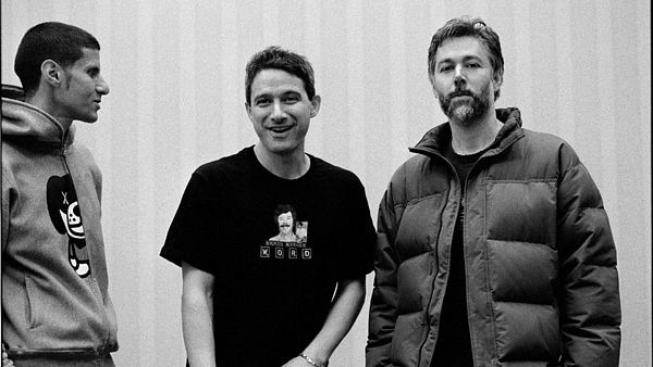 Beastie Boys, zleva: Mike D. (Mike Diamond), Ad-Rock (Adam Horovitz) a MCA (Adam Yauch)