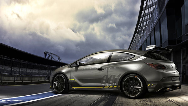Opel Astra OPC Extreme R (2014)