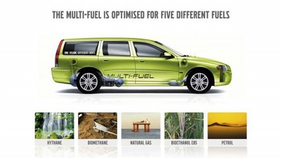 Volvo Multi-Fuel