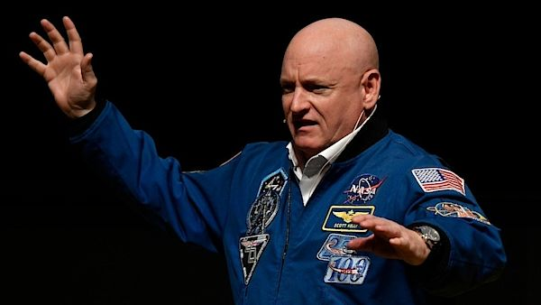Bývalý astronaut NASA Scott Kelly