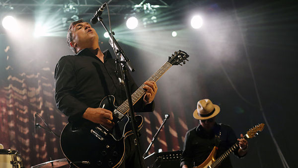 Greg Dulli z The Afghan Whigs