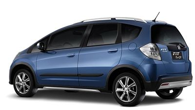 Honda Fit Twist (2012)