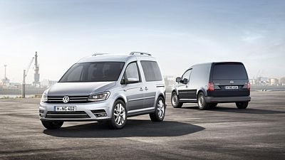 Volkswagen Caddy (2015)