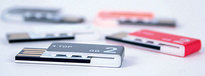 Flash disk USB Sponka