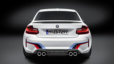 BMW M2 Coupe s prvky BMW M Performance