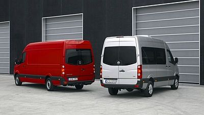 VW Crafter (2011)