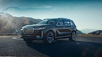 BMW Concept X7 iPerformance (2017)