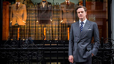 Colin Firth jako agent