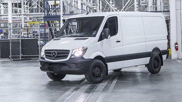 Mercedes-Benz Sprinter (2016)