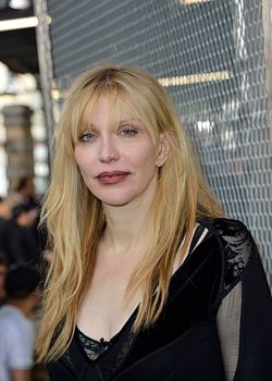 Rockerka Courtney Love