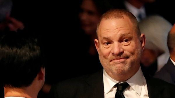 Producent Harvey Weinstein