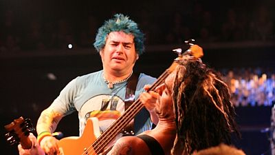 Fat Mike a Eric Melvin z NoFX