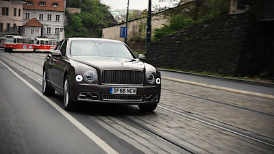 Test - Bentley Mulsanne